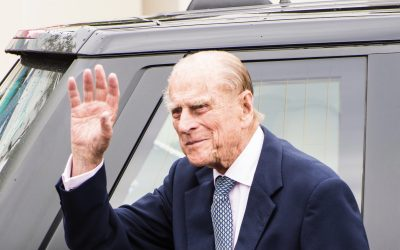 Prince Phillip passed away today – a champion of environmental good – gone but never forgotten